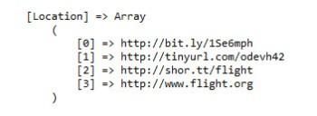 Resolve Short URLs To Their Destination URL with PHP