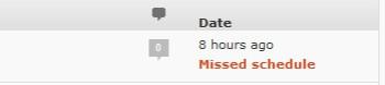 WordPress Post Missed Schedule