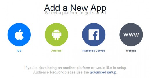 Create a Facebook Application