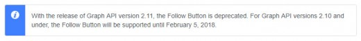 Add a Facebook Follow Button in WordPress (or With PHP)