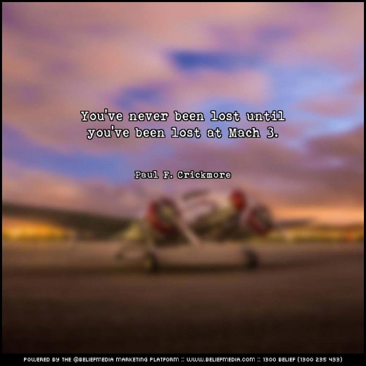 Aviation Quote