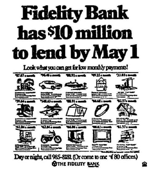 Fidelity Bank Ogilvy