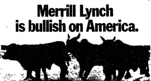 Merrill Lynch, Bullish on America