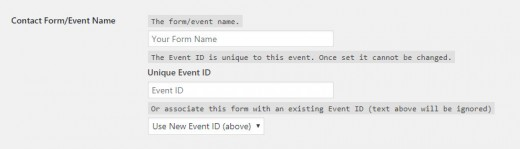 The Event ID