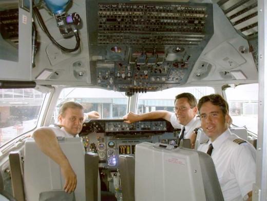 Flight Crew of NWA 41