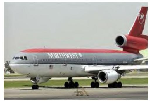 NWA 41 Leaving Iran