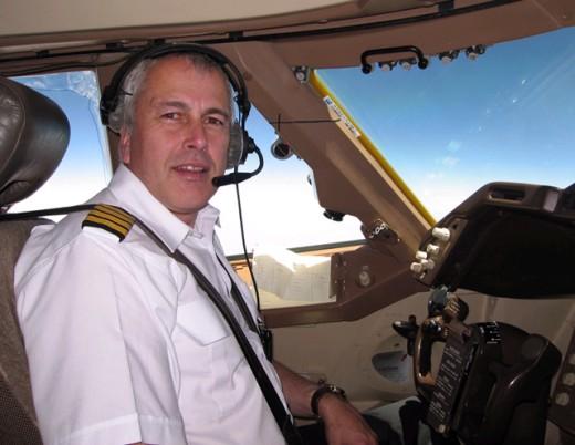 Captain John Bartels