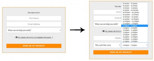 Email Subscription Form