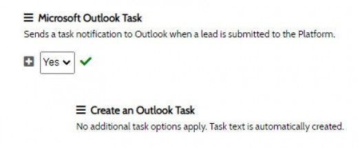 Outlook Task Notification