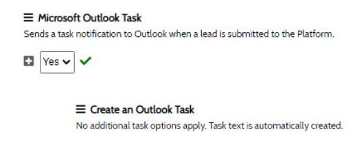 Outlook Task Notification