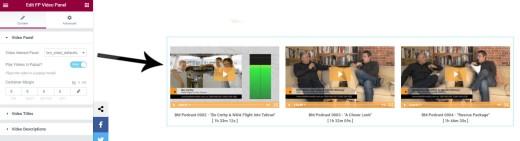 Wistia Video Panel