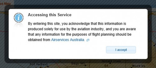 Embed an Australian METAR or TAF into Your Website with WordPress Shortcode or PHP