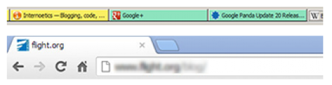 The Importance of a Website Favicon
