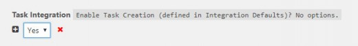 Task Integration