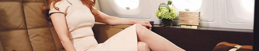 Nicole Kidman in Etihad's Flying Reimagined