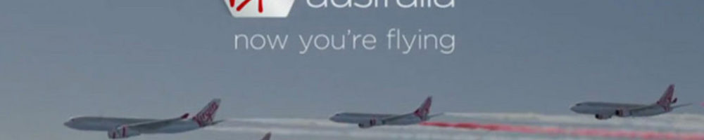 Virgin Australia Now You're Flying