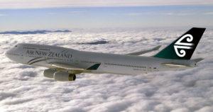 Air New Zealand Asks Twitter Followers For Marketing..