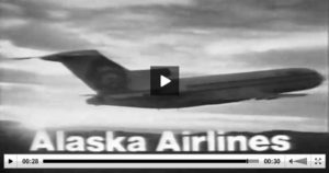 Alaska Airlines Commercial from 1984