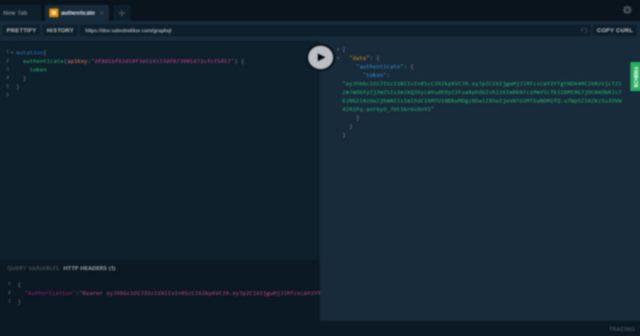 SalesTrekker API
