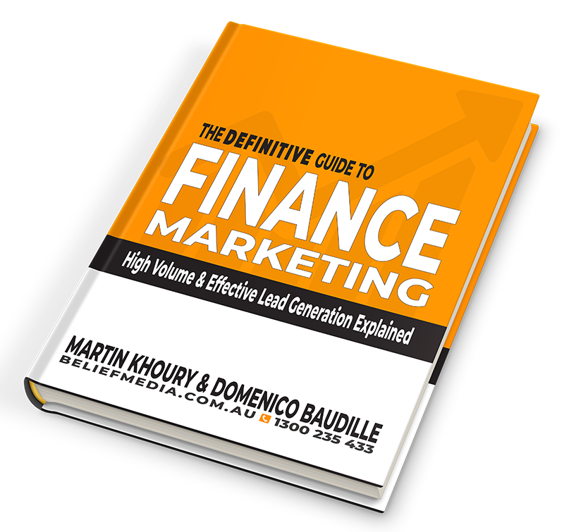 Finance Marketing Book