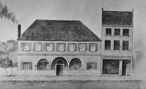 Bank of New South Wales, head office, 1822–53