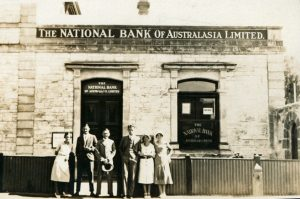National Bank of Australasia, Naracoorte, South Australia in 1931