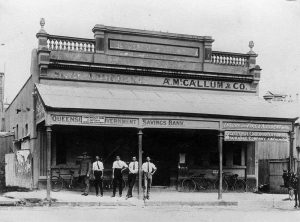 Charters Towers Commonwealth Bank, 1920