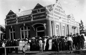 Commercial Banking Company of Sydney, at Allora, Queensland, 1910