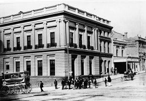 Commonwealth Bank, Ballaarat, c1890