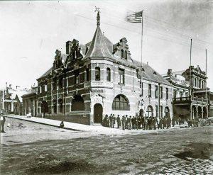London Chartered Bank, Newcastle, 1893