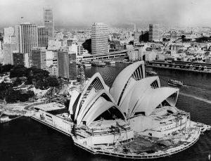 Sydney Opera House, c1972