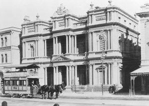 Union Bank of Australia, Adelaide, 1895