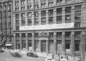Commonwealth Bank, War Bond, 1940