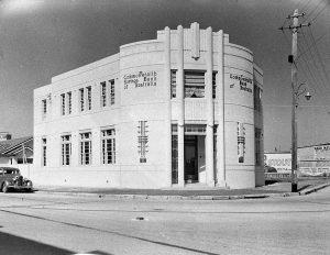 Commonwealth Bank branch, Bexley, 1937