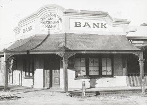 English, Scottish and Australian Bank at Laura, 1920