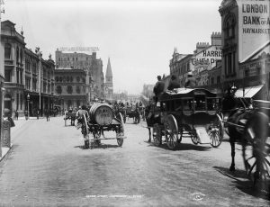 George Street, Sydney, c1901