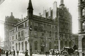 Gothic Bank, Collins St, Melbourne