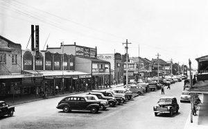 NAB, Taree, 1947