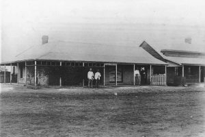 Thargomindah, CBC Bank, 1890