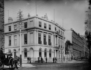Union Bank, Sydney, c1890