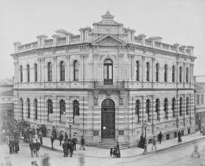 Bank of Van Diemen's Land, Tasmania, 1891