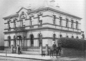 CBC, George St, Parramatta, c1873