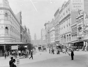 State Savings Bank, Victoria, 1920