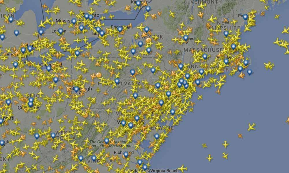 Display Flight Radar Plots on Your Website With WordPress Shortcode