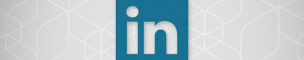 LinkedIn Company Follow Button